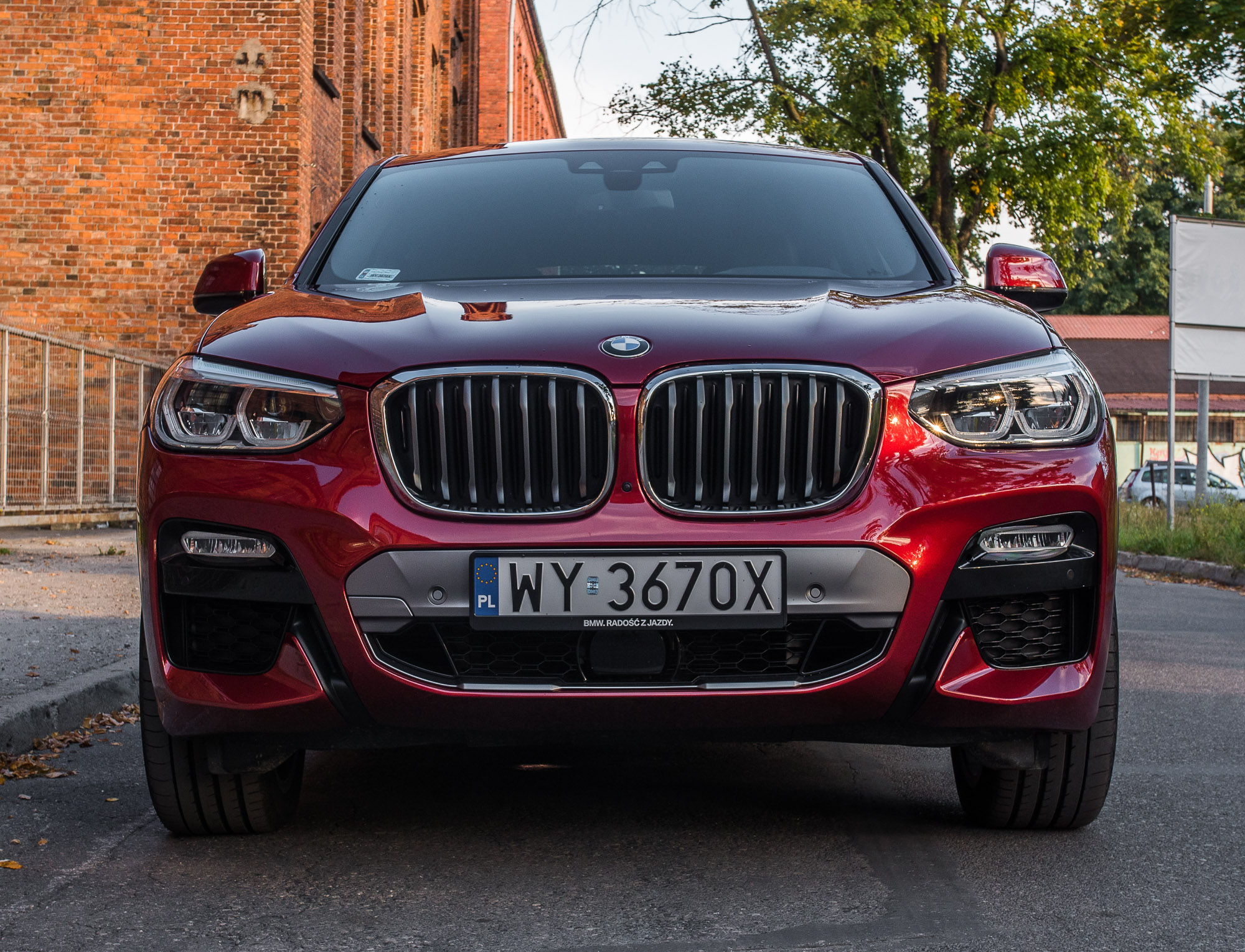 BMW X4 30i xDrive test
