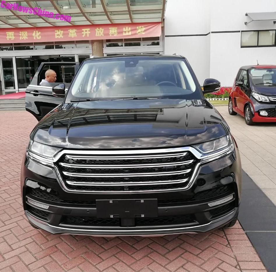 Chiński Range Rover Sport
