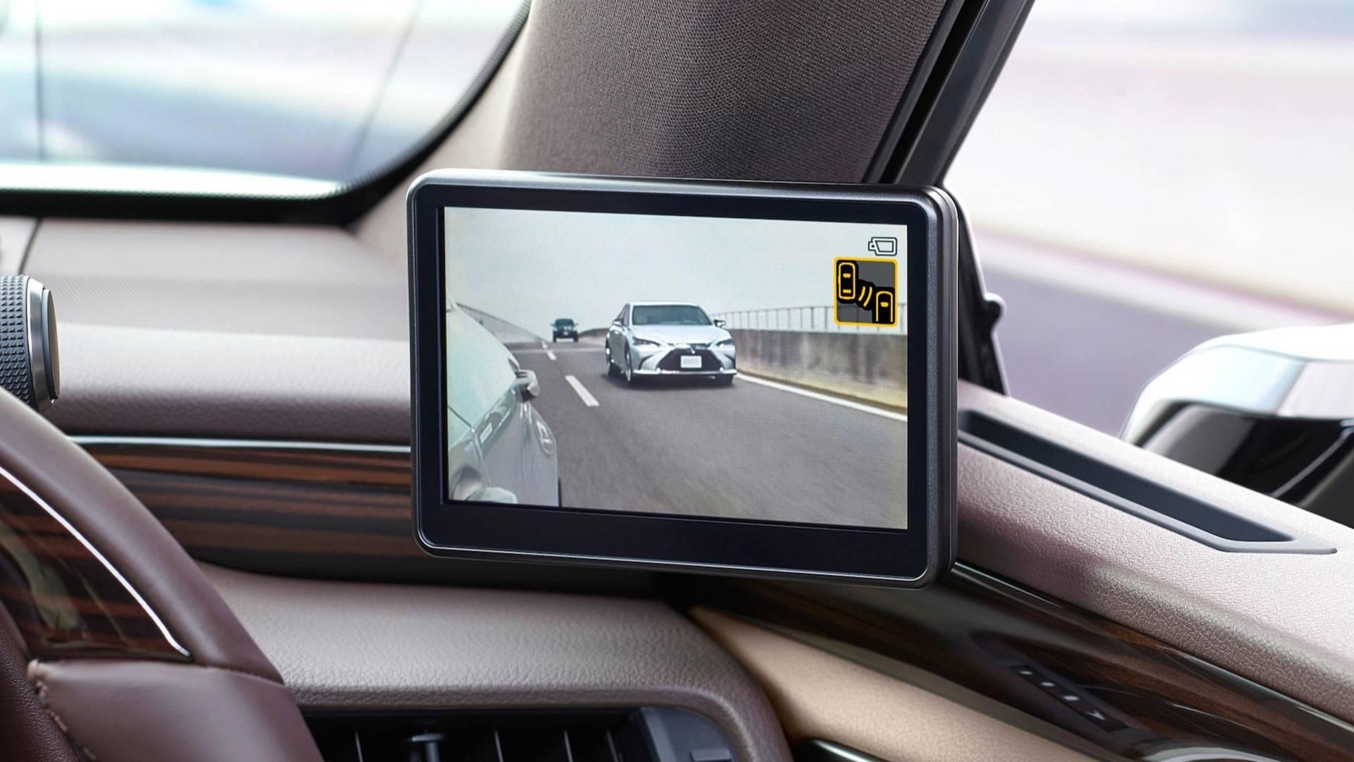 Lexus kamery