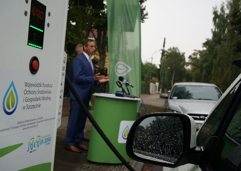 Samochody Elektryczne Szczecin