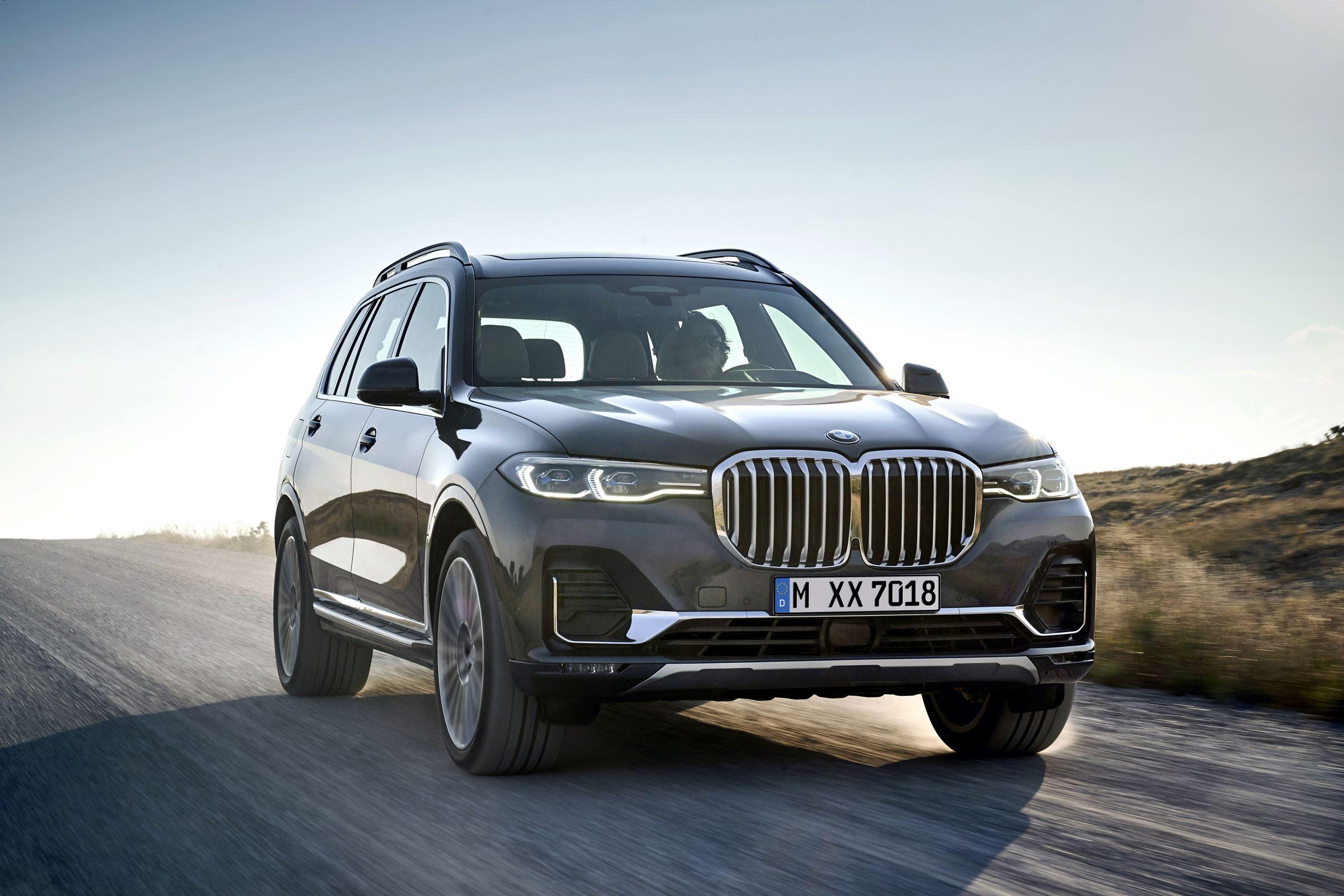 BMW X7 2019 bmw x7 ceny polska