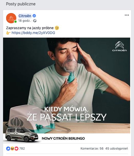 dobra reklama