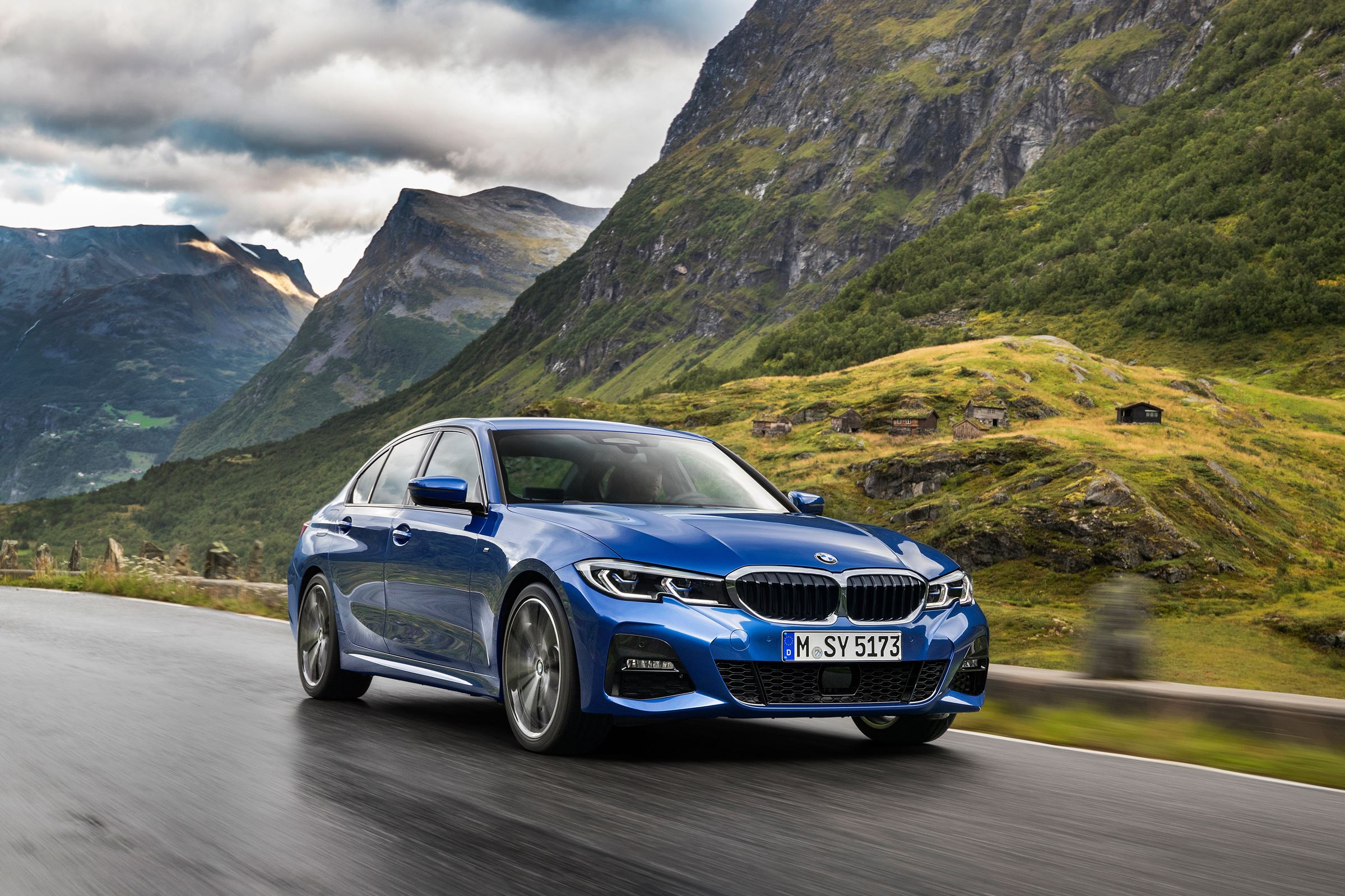 BMW 3 G20