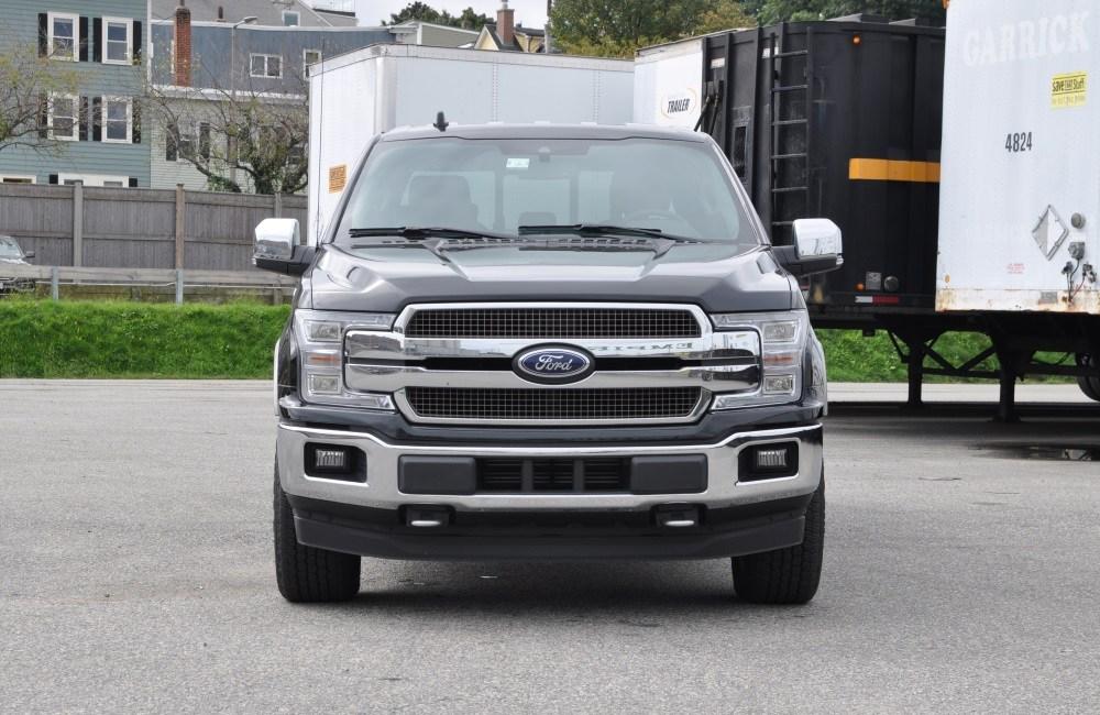 ford f150 diesel
