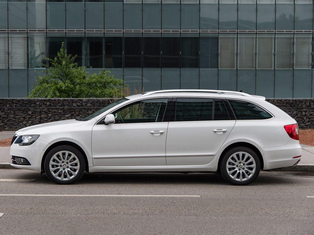 Volkswagen silniki TSI