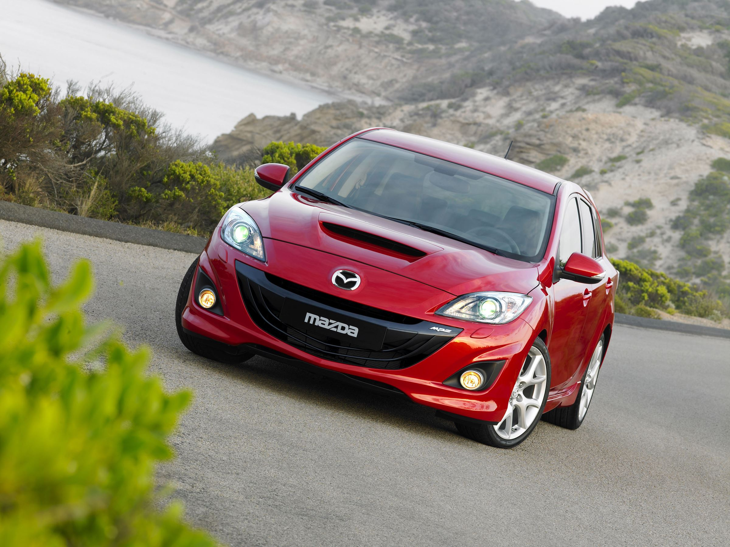 Mazda 3 historia