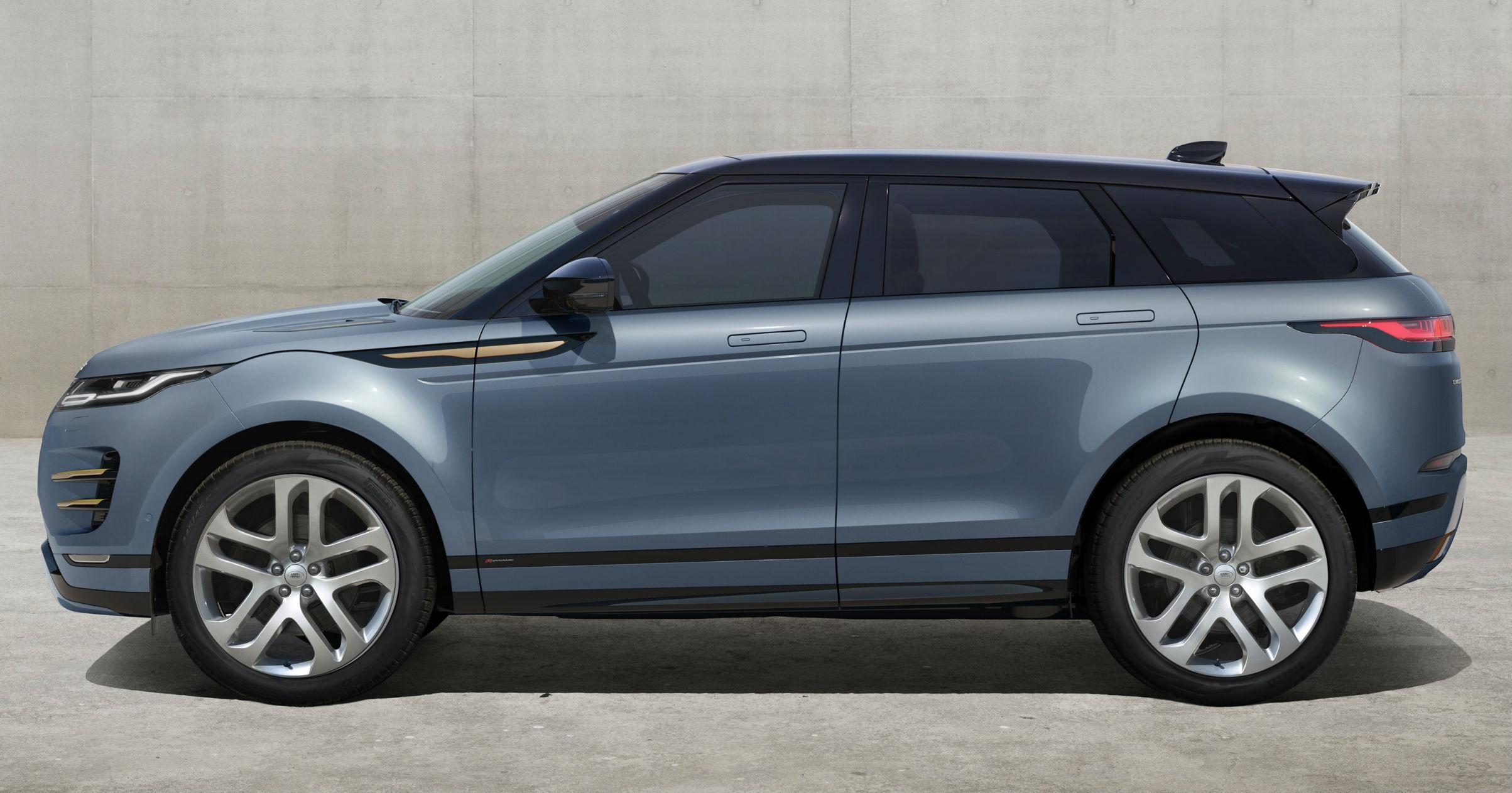 Nowy Range Rover Evoque