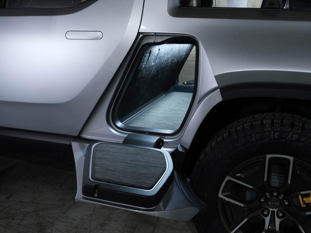 elektryczny pick-up rivian r1t