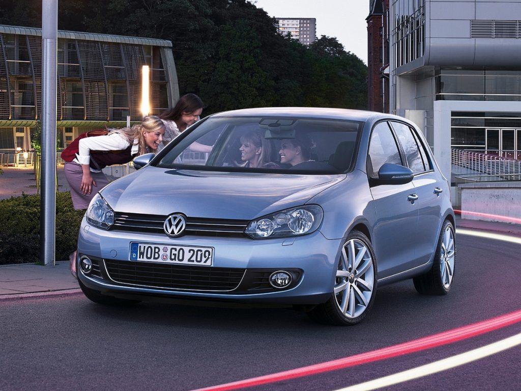 Volkswagen Golf zwrot pieniędzy
