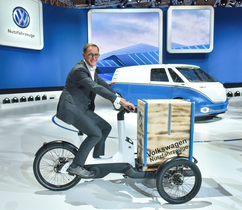 VW e-Carg