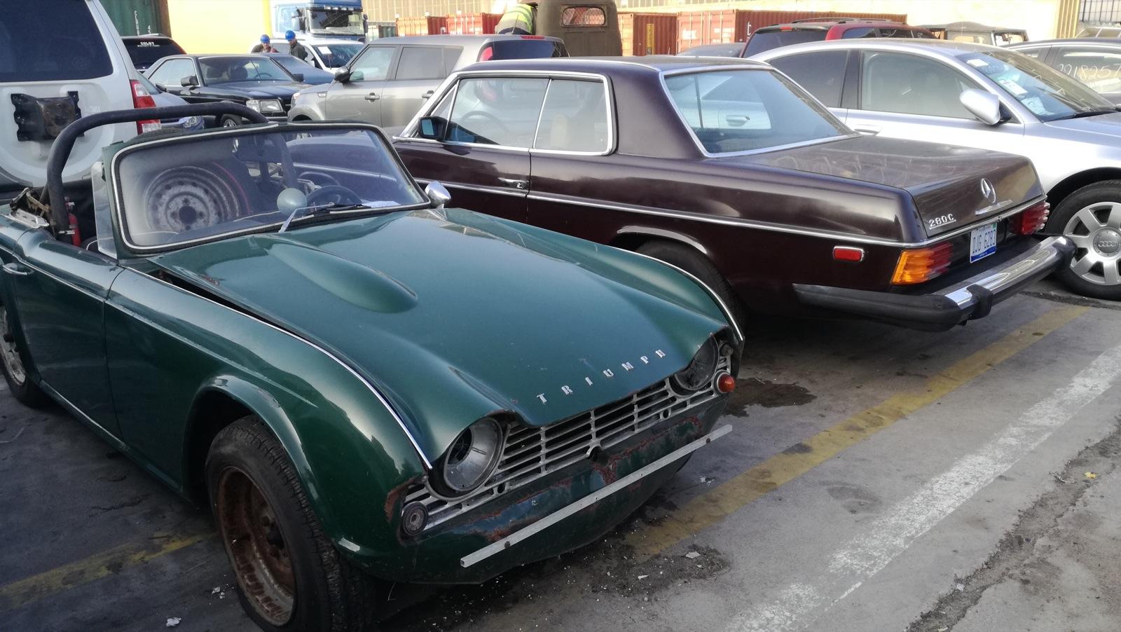 import samochodu z USA