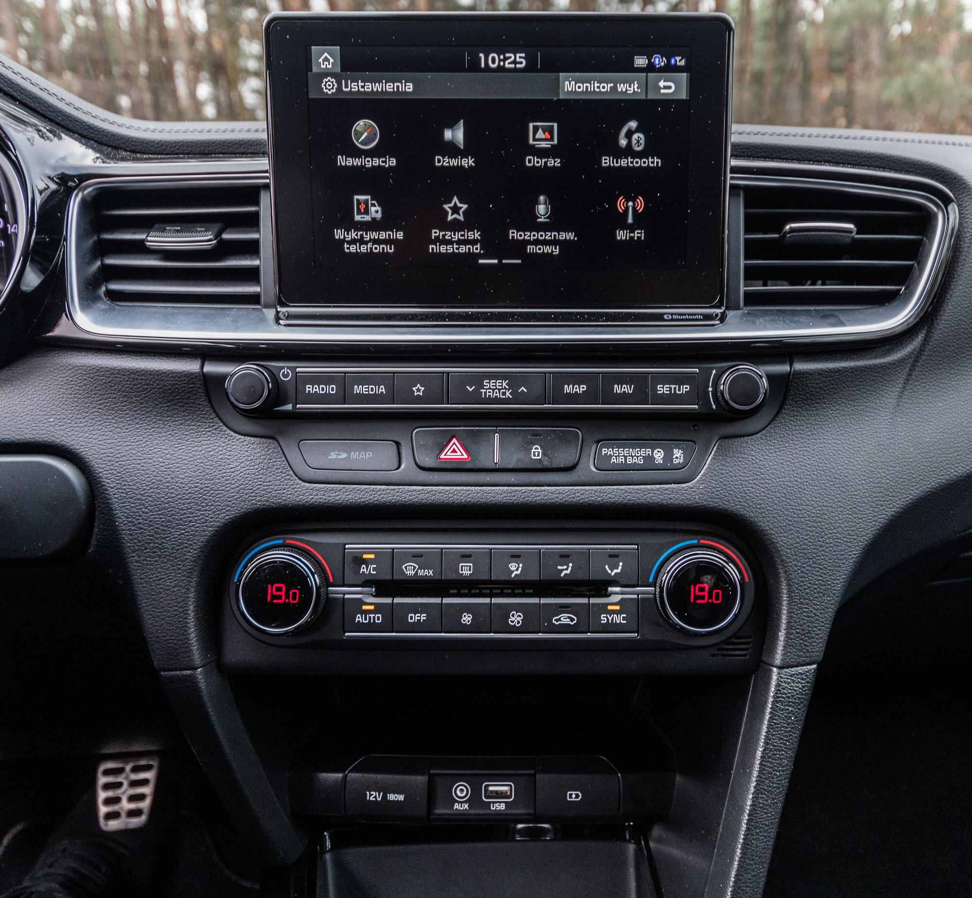 Kia Ceed 2018 test