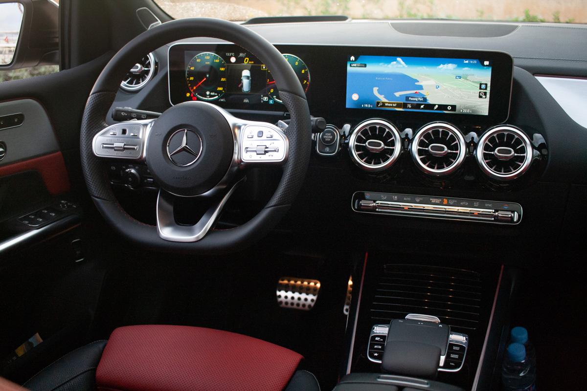 Mercedes B200 2018