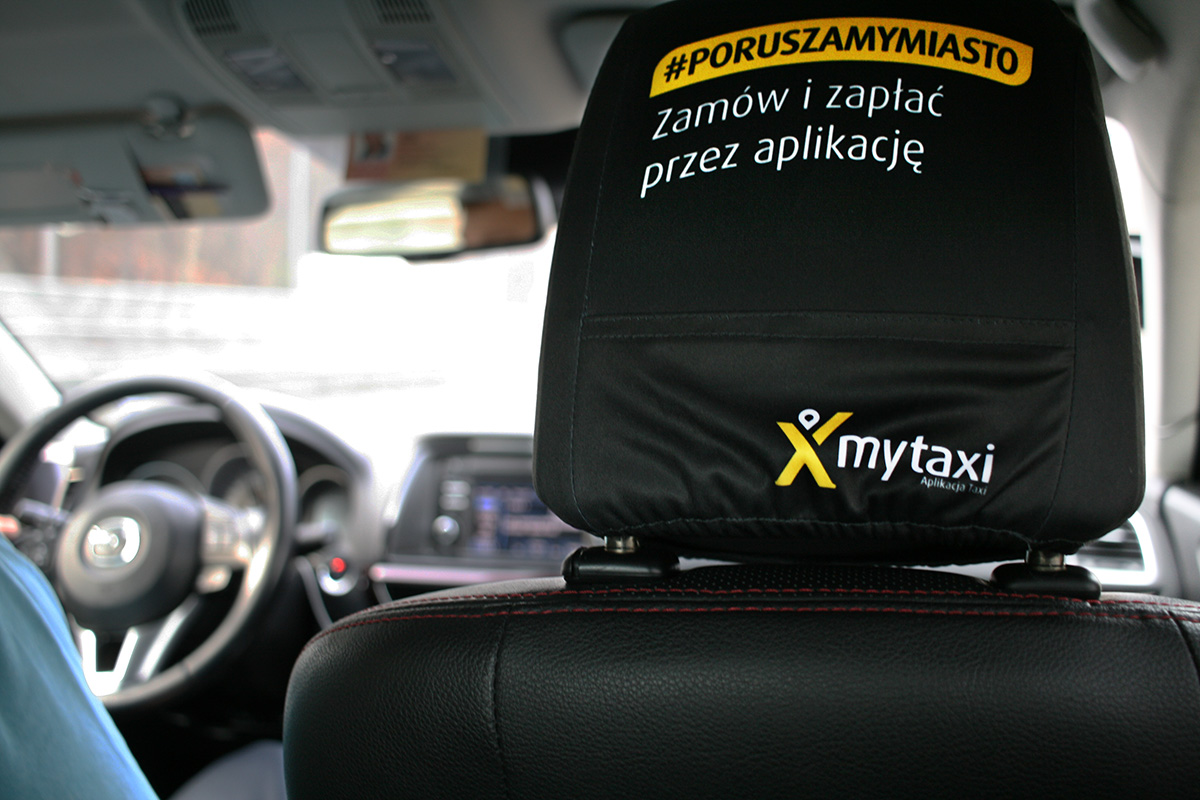 mytaxi Plus