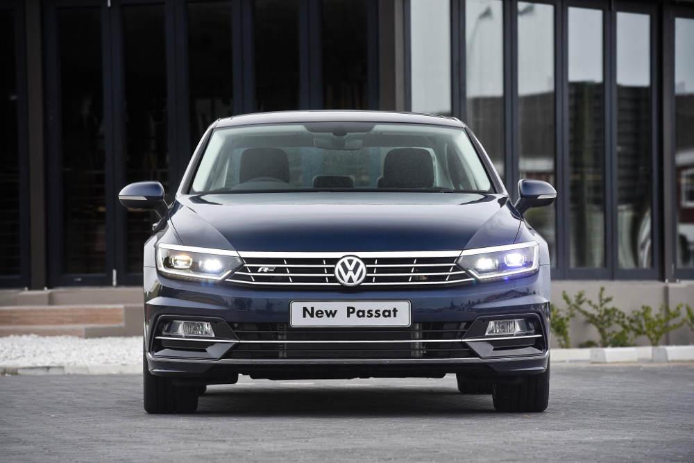 Volkswagen Passat gdzie jest produkowany