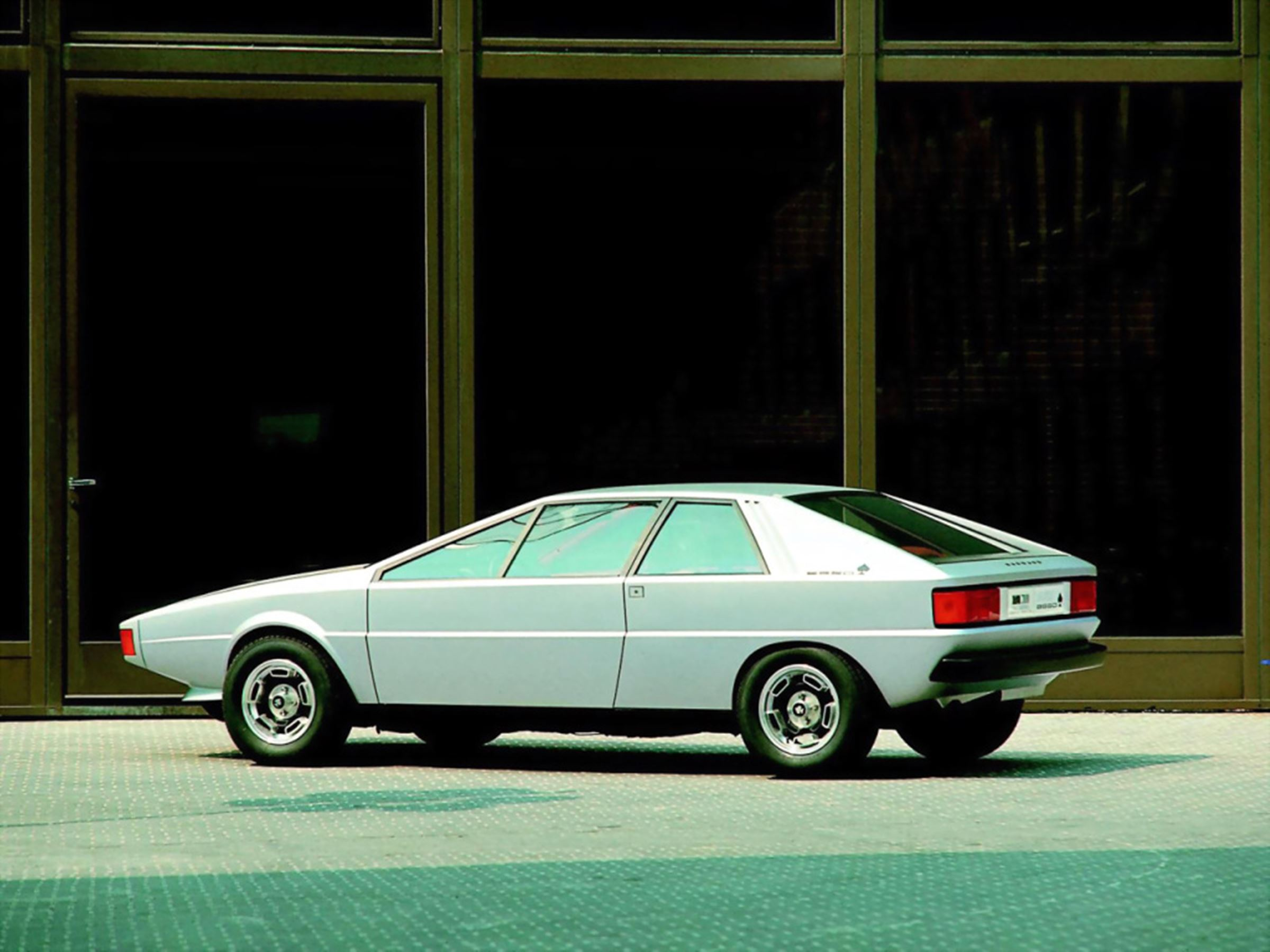 Audi Karmann Asso di Picche