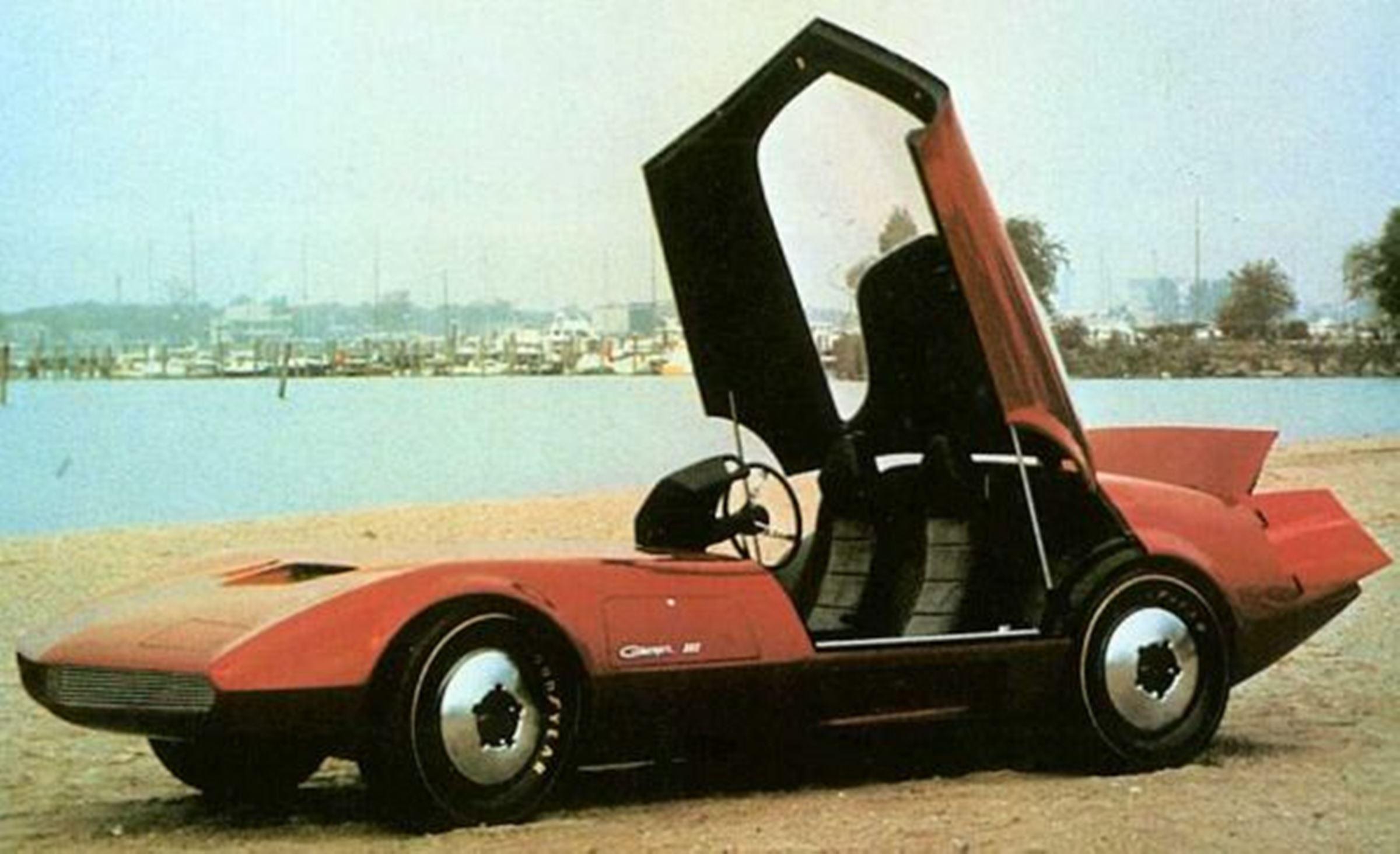 Dogde Charger III 1968