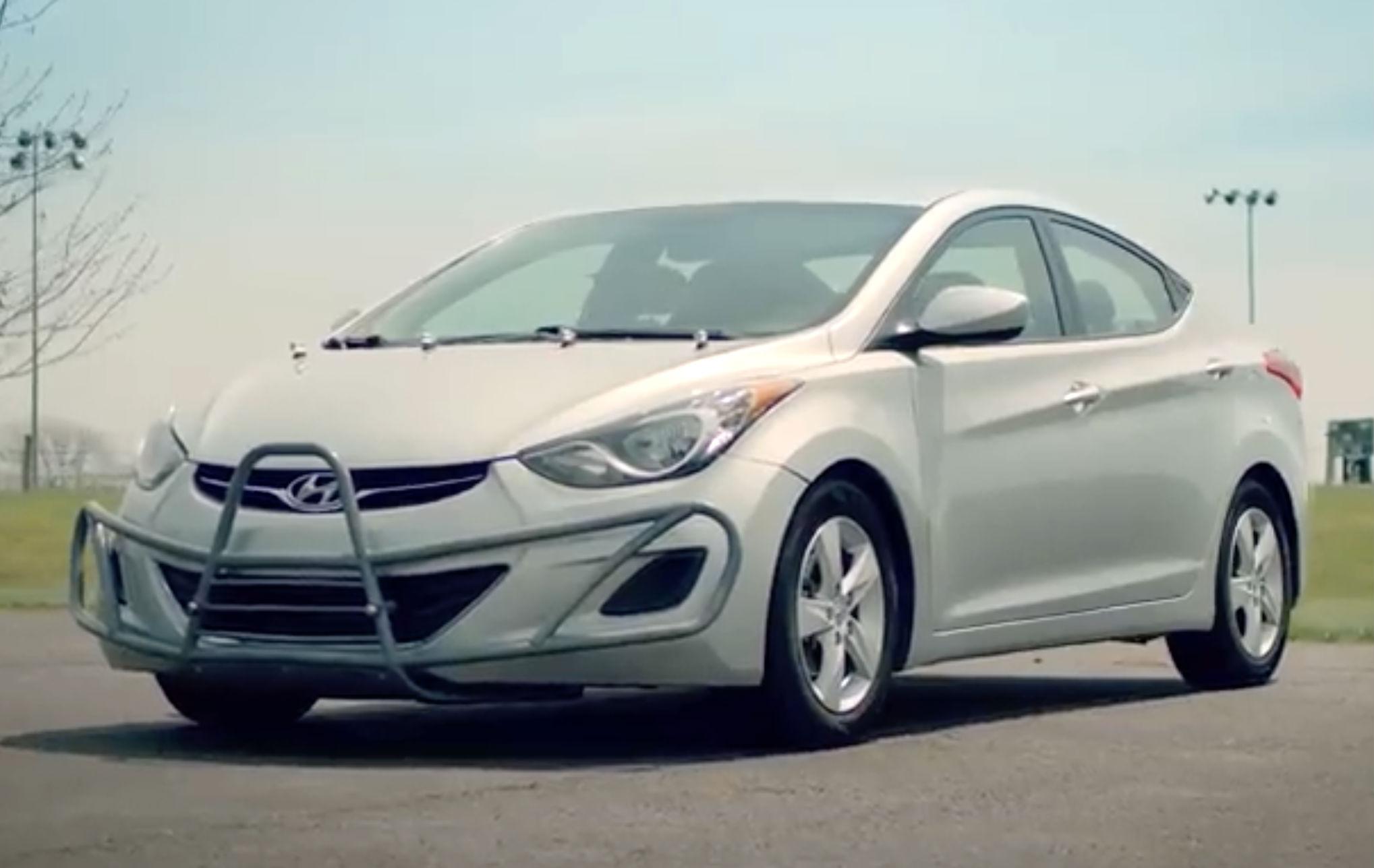 Milion mil Hyundai Elantra