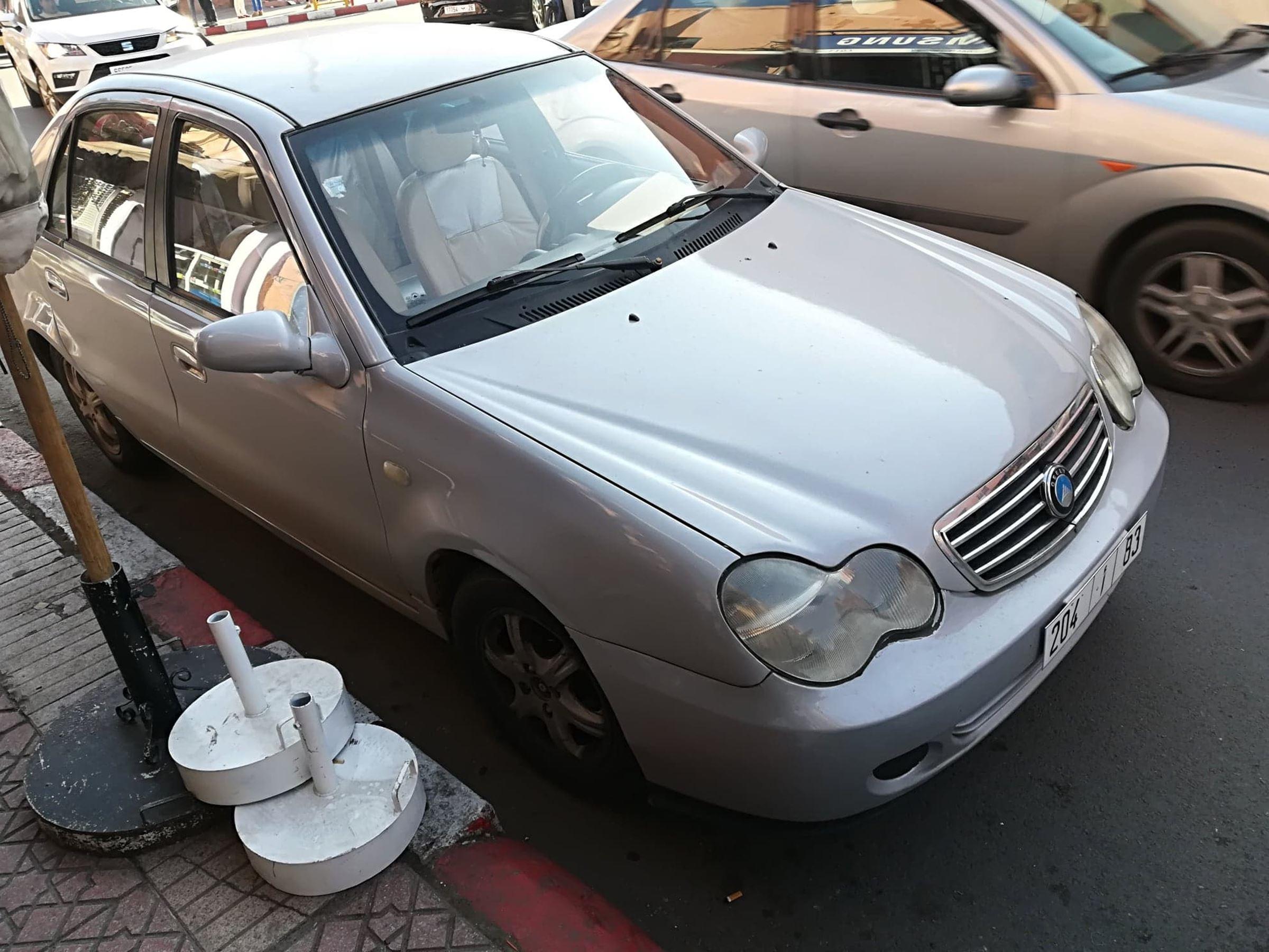 Maroko motoryzacja miks