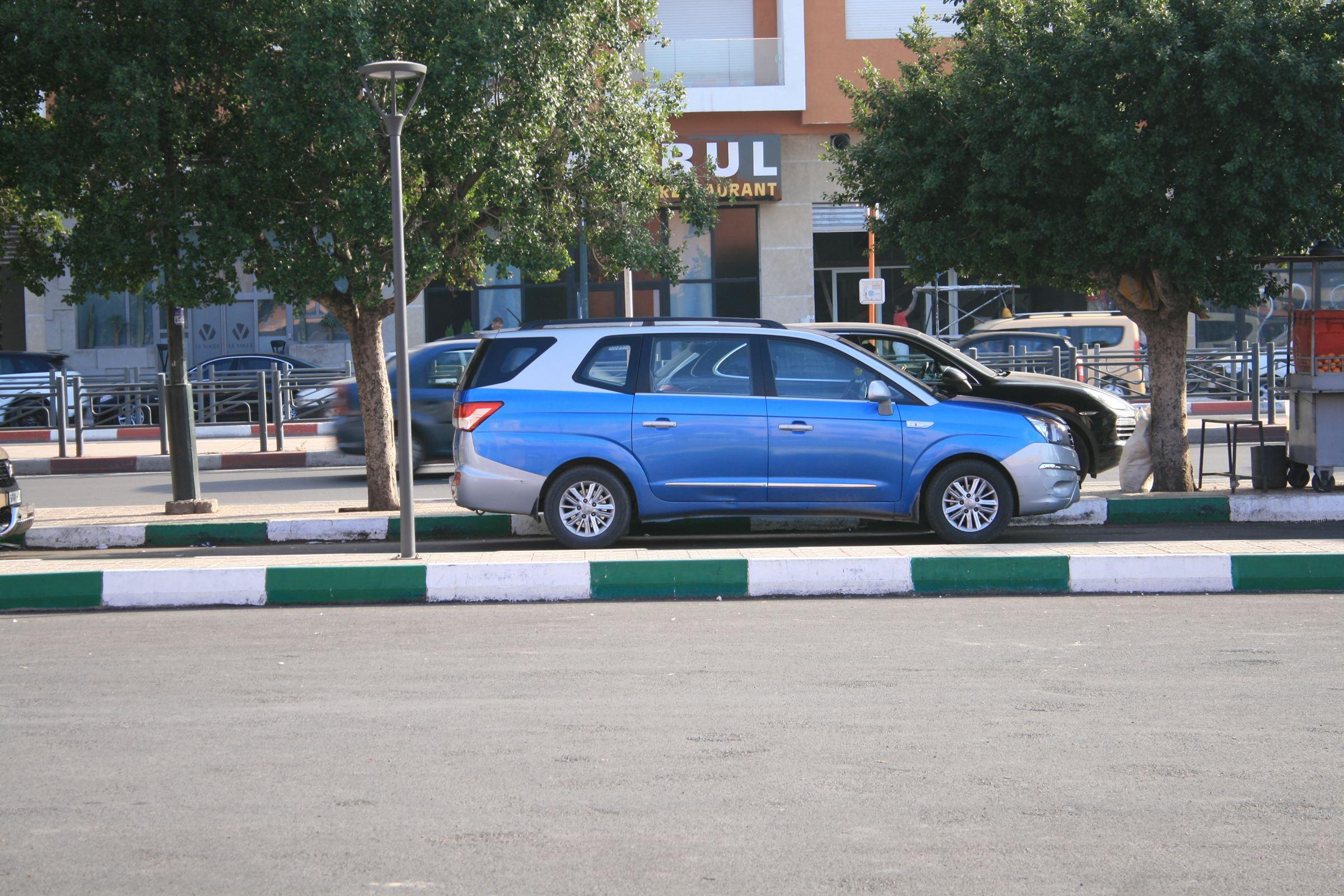 Maroko motoryzacja mix