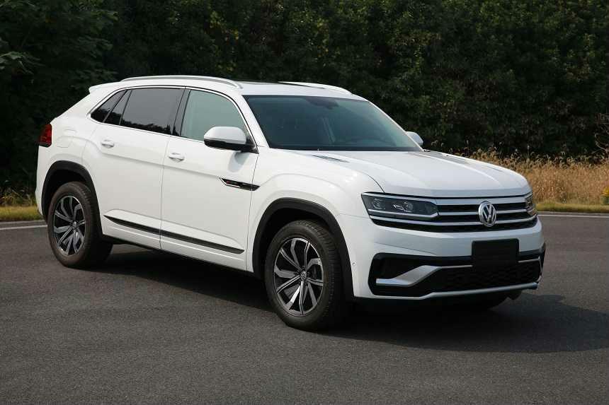 VW Atlas Cross Sport w Chinach