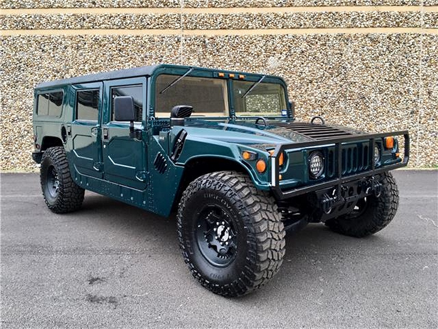 Hummer H1 swap