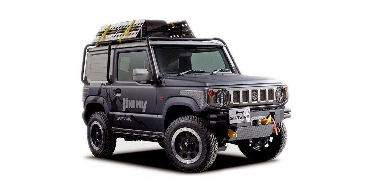Suzuki Jimny Survive