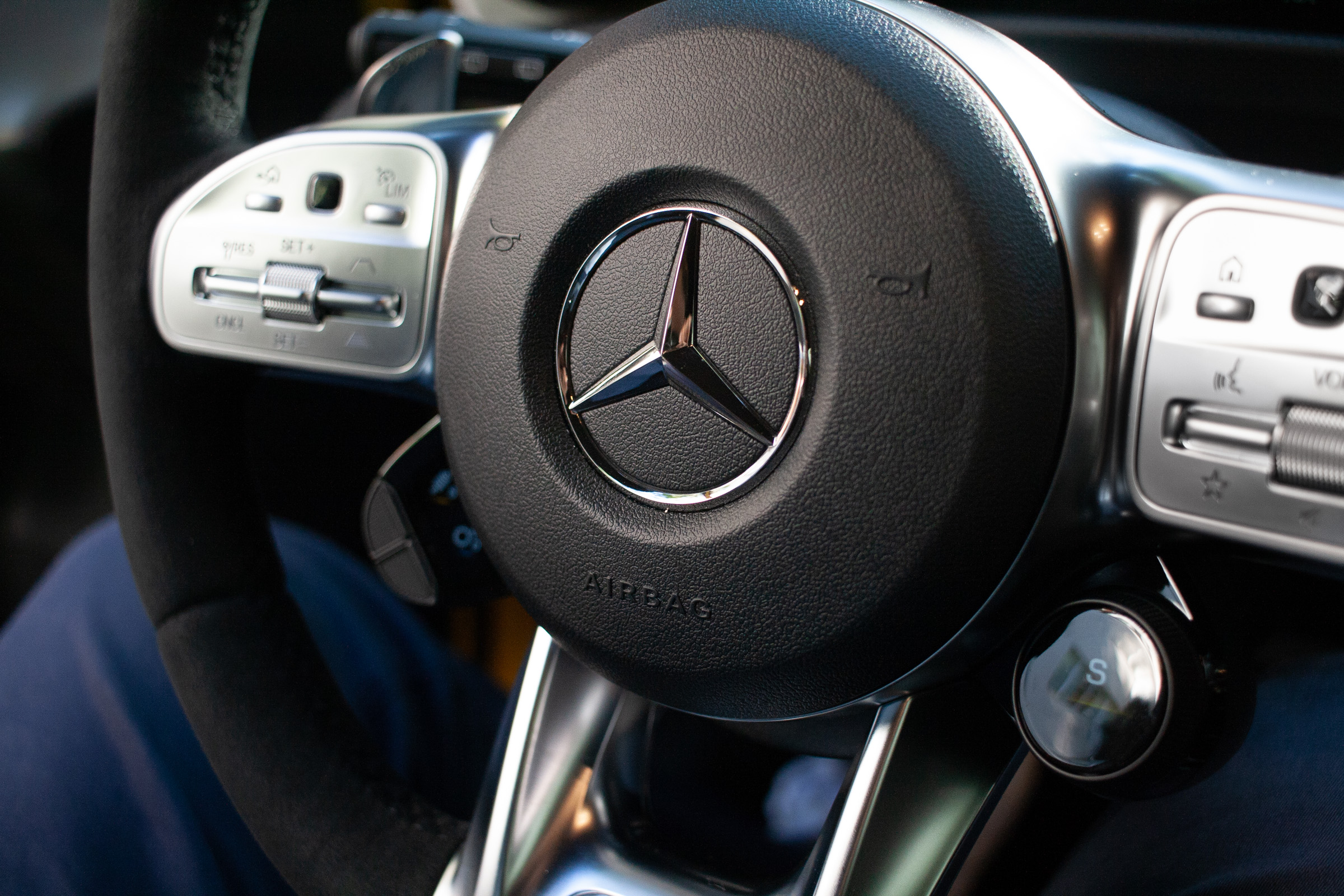 Mercedes A 35 AMG
