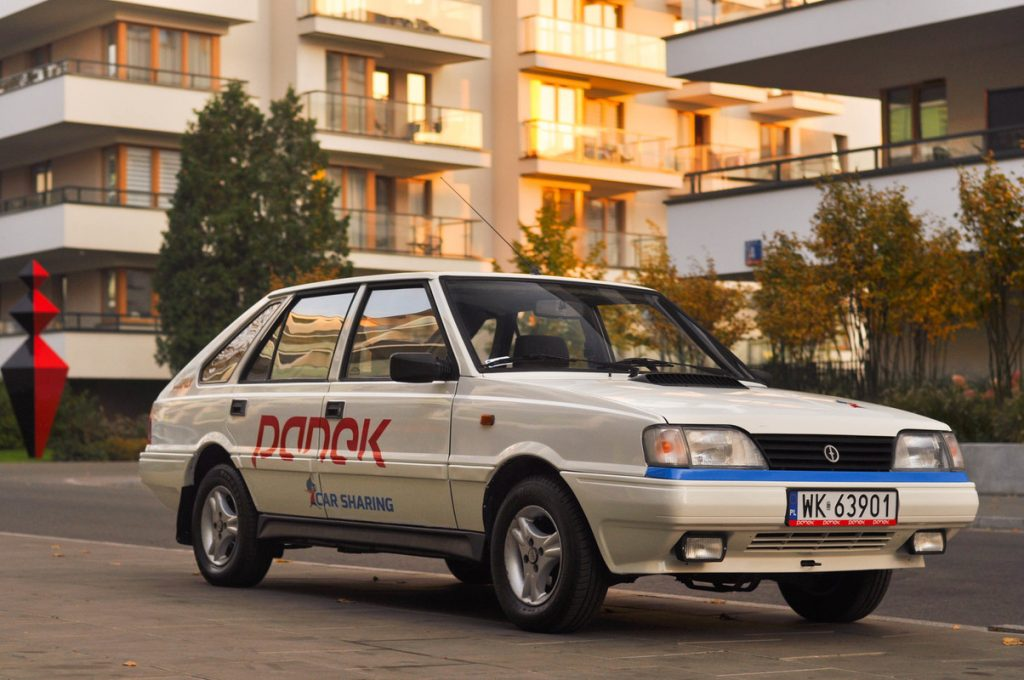 polonez carsharing