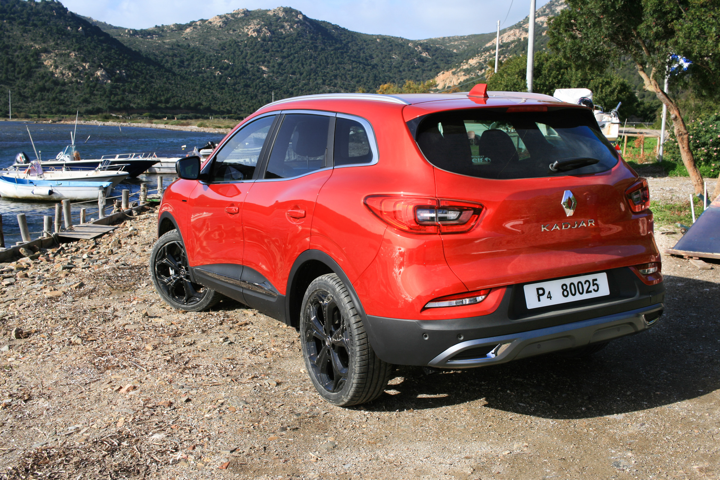 Renault Kadjar lifting 2018