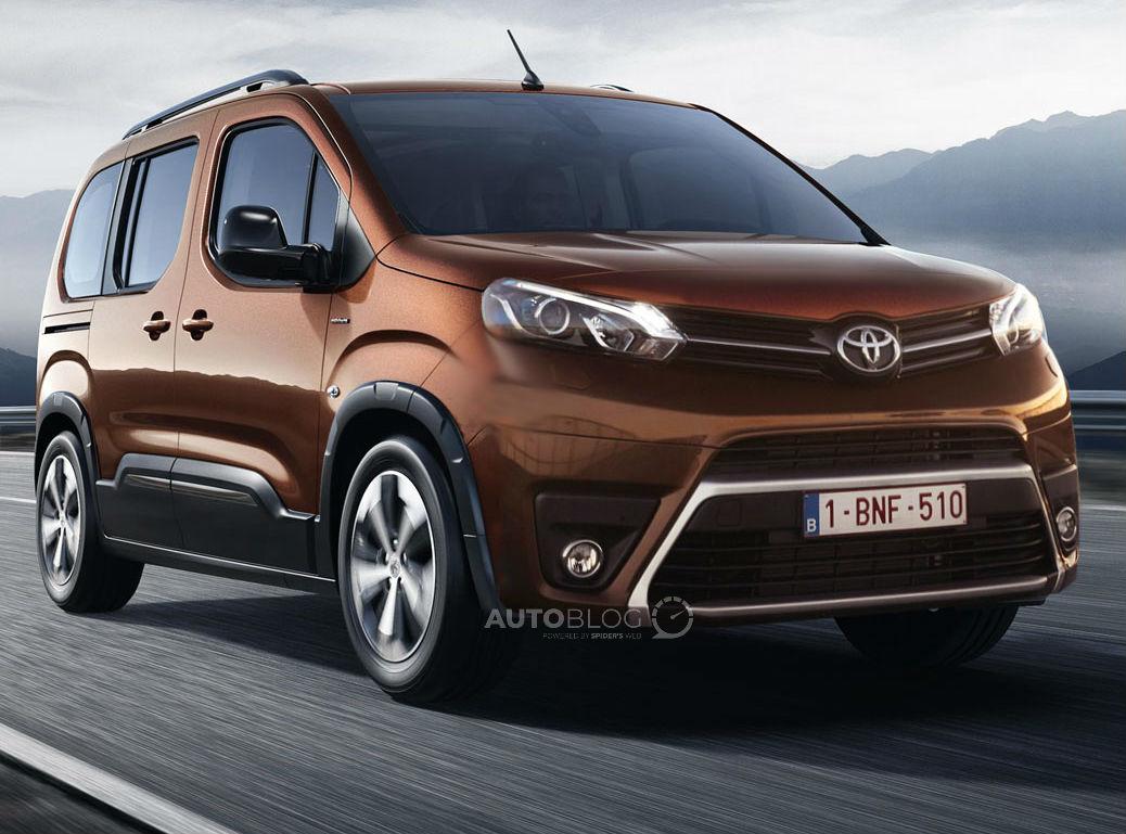 dostawcza Toyota Funace