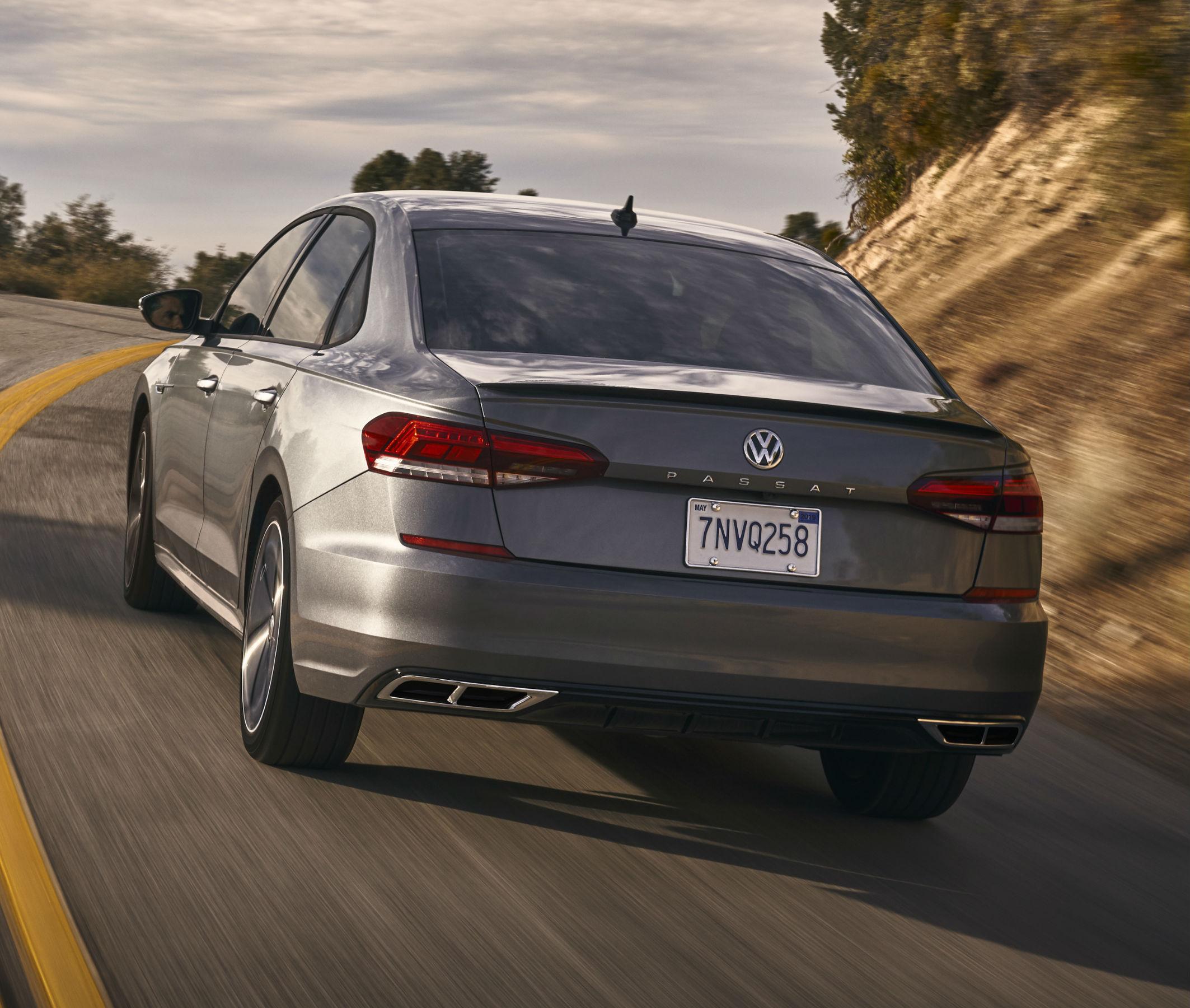 Oto Nowy Volkswagen Passat W Wersji Amerykańskiej. Nowy