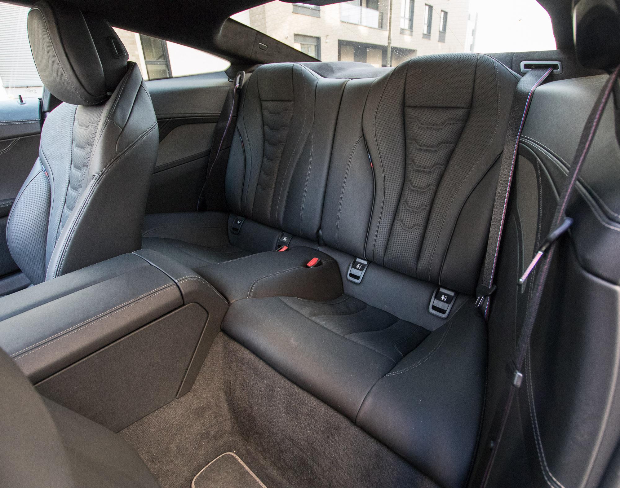 BMW M850i 2019 test