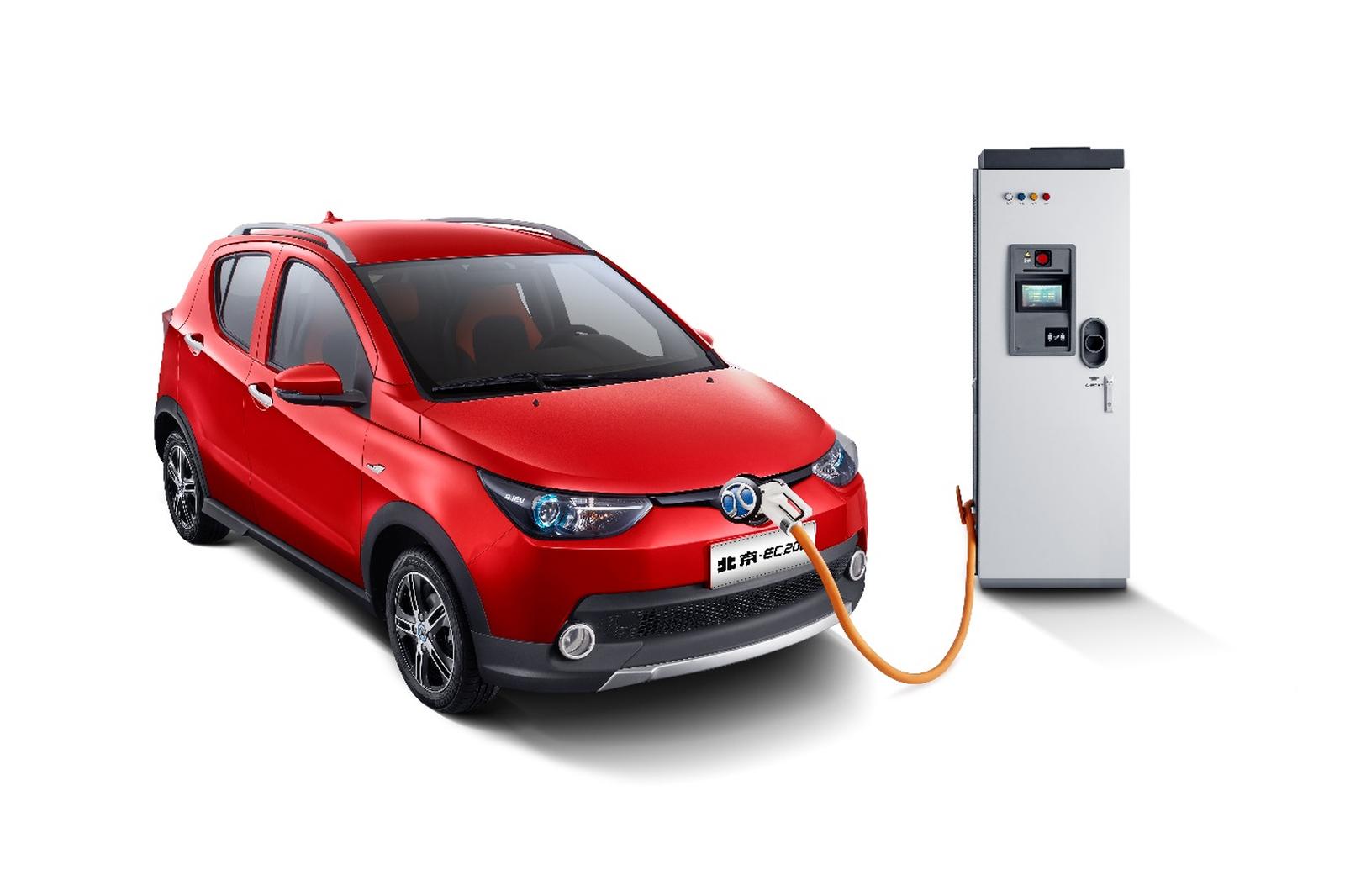 sprzedaż samochodów elektrycznych