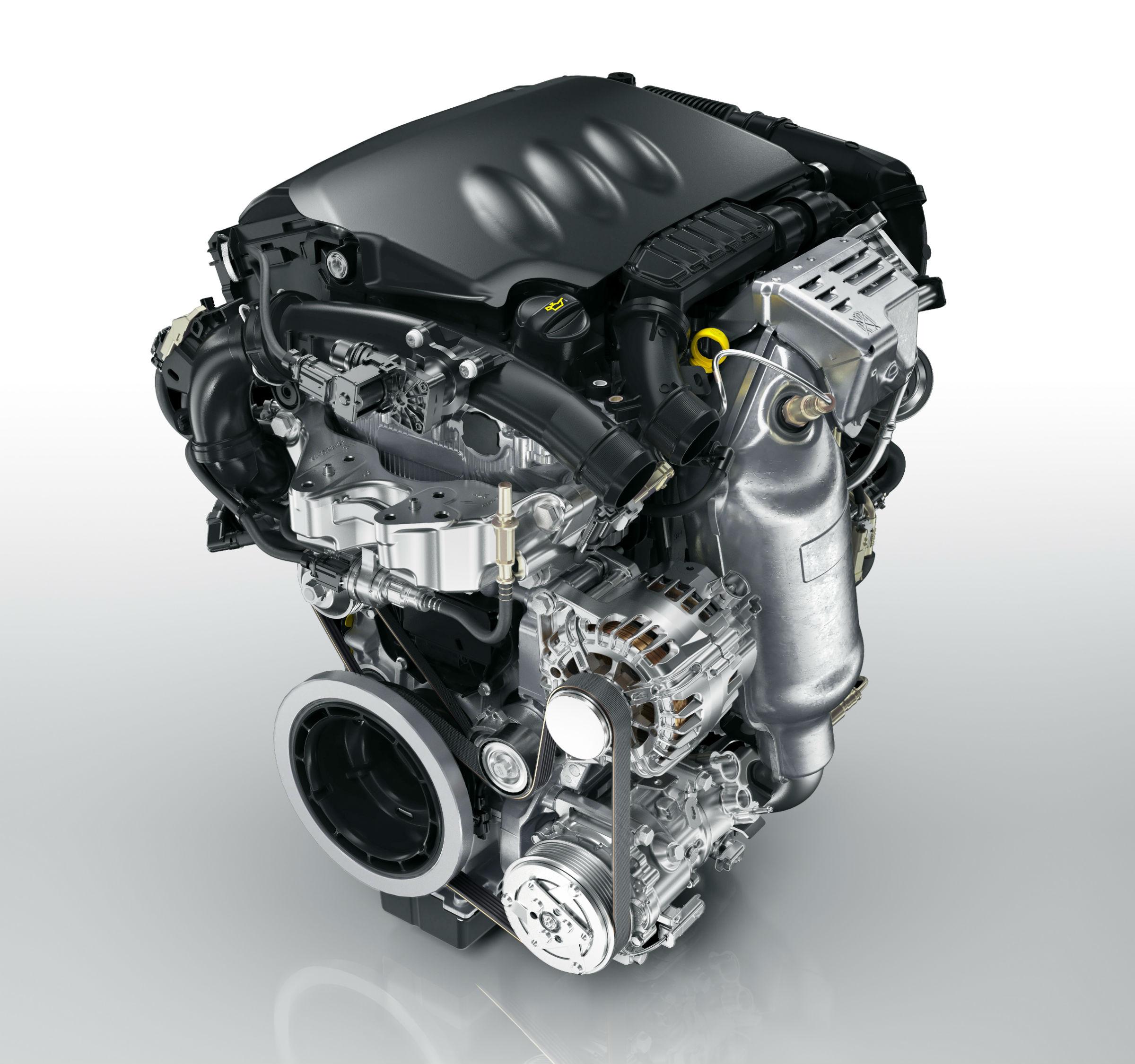 produkcja silników puretech w tychach