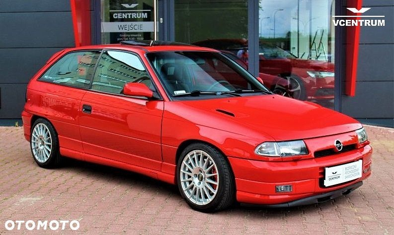 Opel youngtimer na sprzedaż