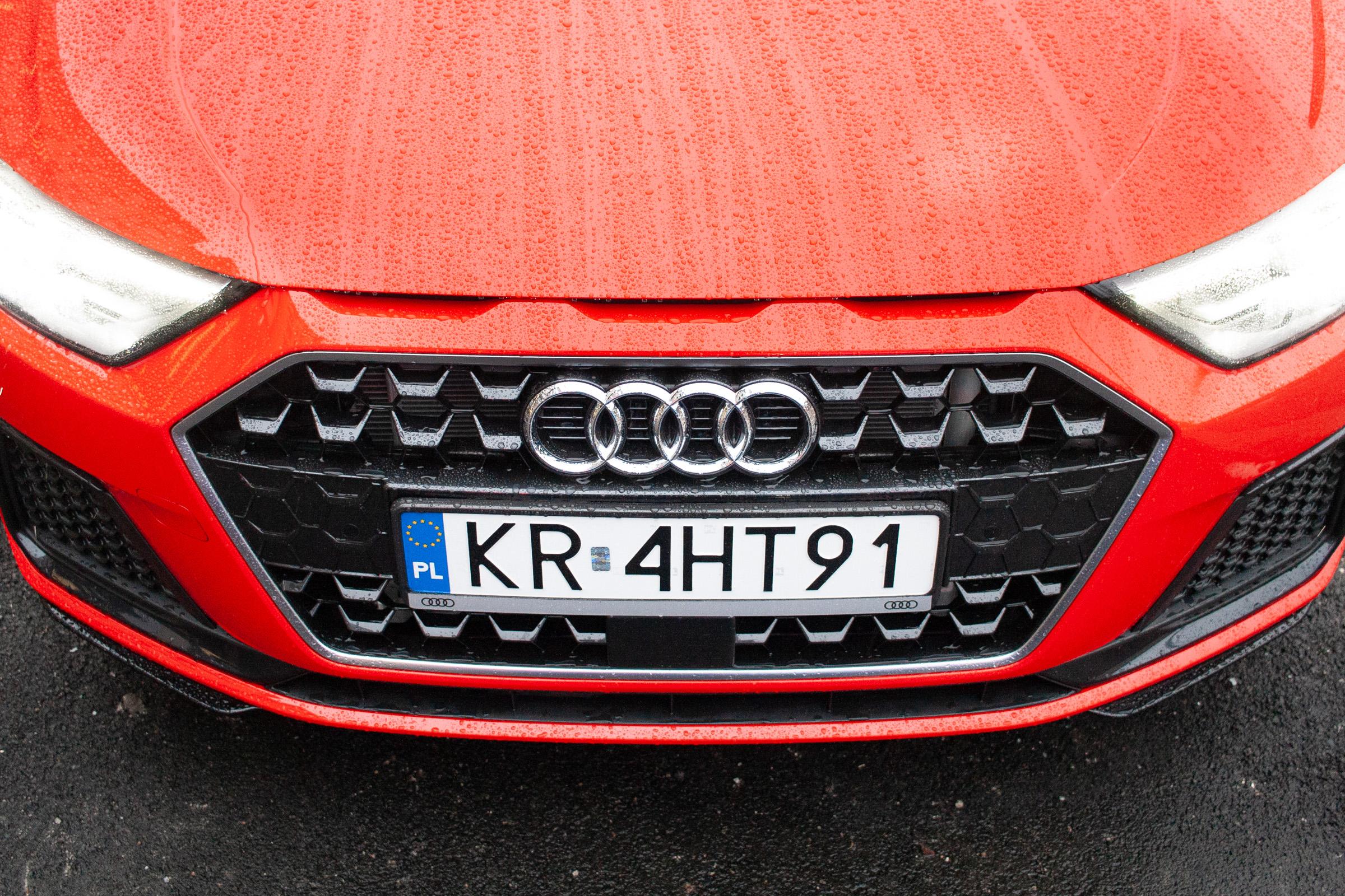 Audi A1 2019 pierwsza jazda