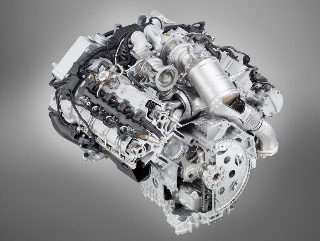 silnik BMW N63