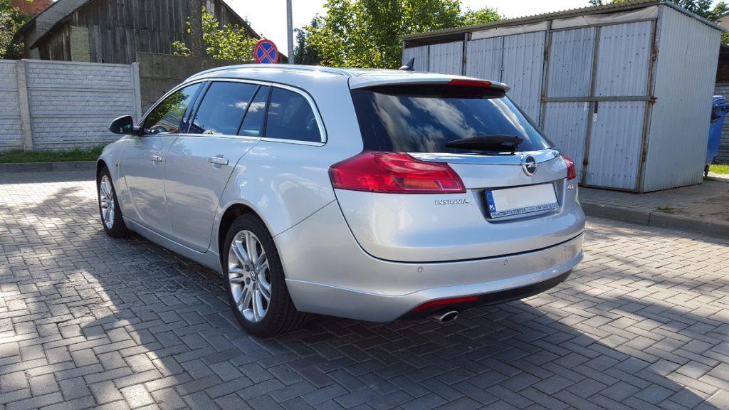 Opel Insignia usterki