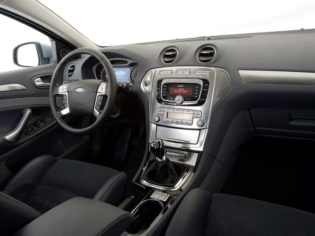 Ford Mondeo Mk4 usterki