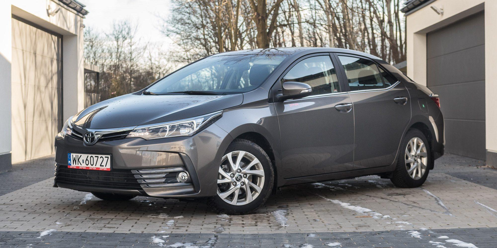 Chwalebne Toyota Corolla z rocznika 2018: czy to rozsądny zakup? JC33