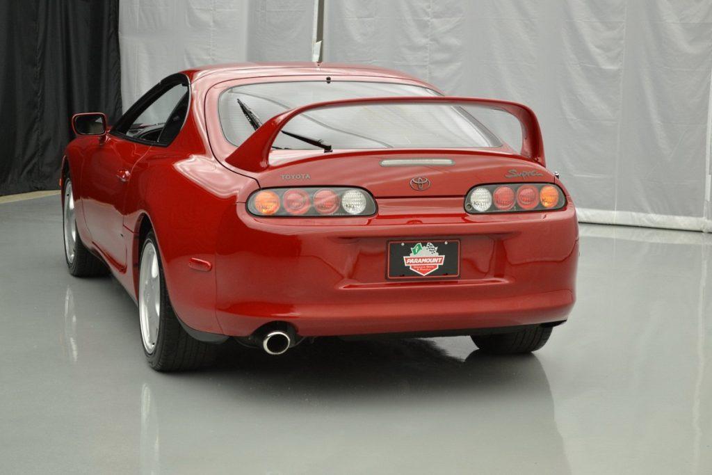 Toyota Supra Turbo na sprzedaż