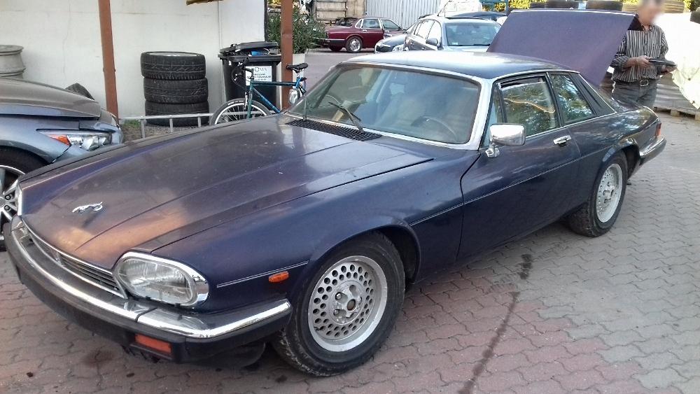 Jaguar XJS na sprzedaż
