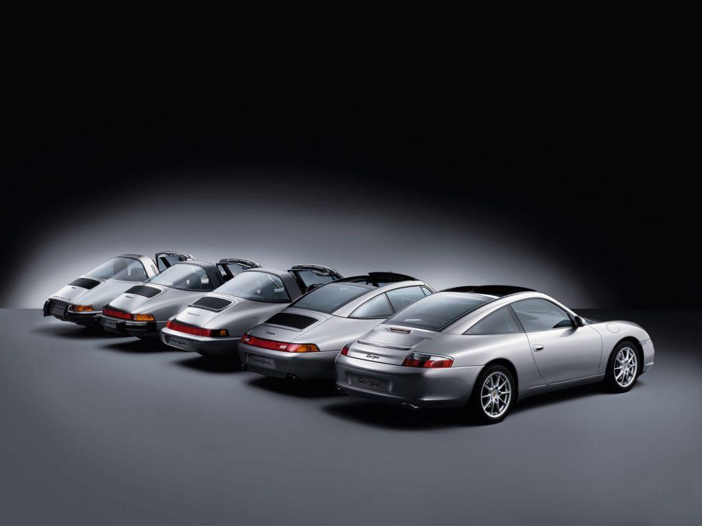 Porsche 911 ceny