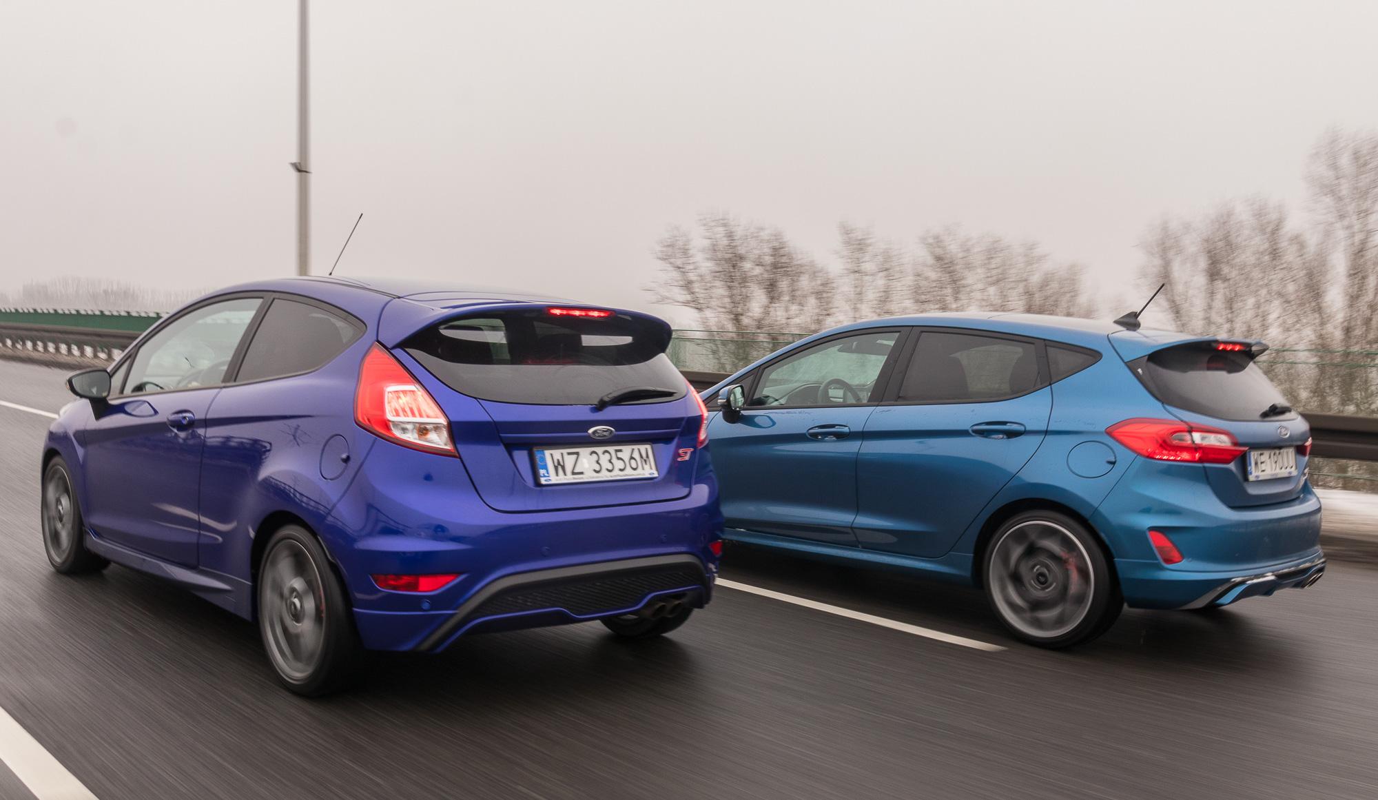 Ford Fiesta ST 2019 test