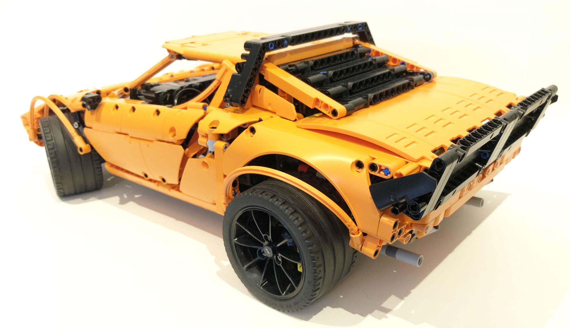 Lancia Stratos LEGO
