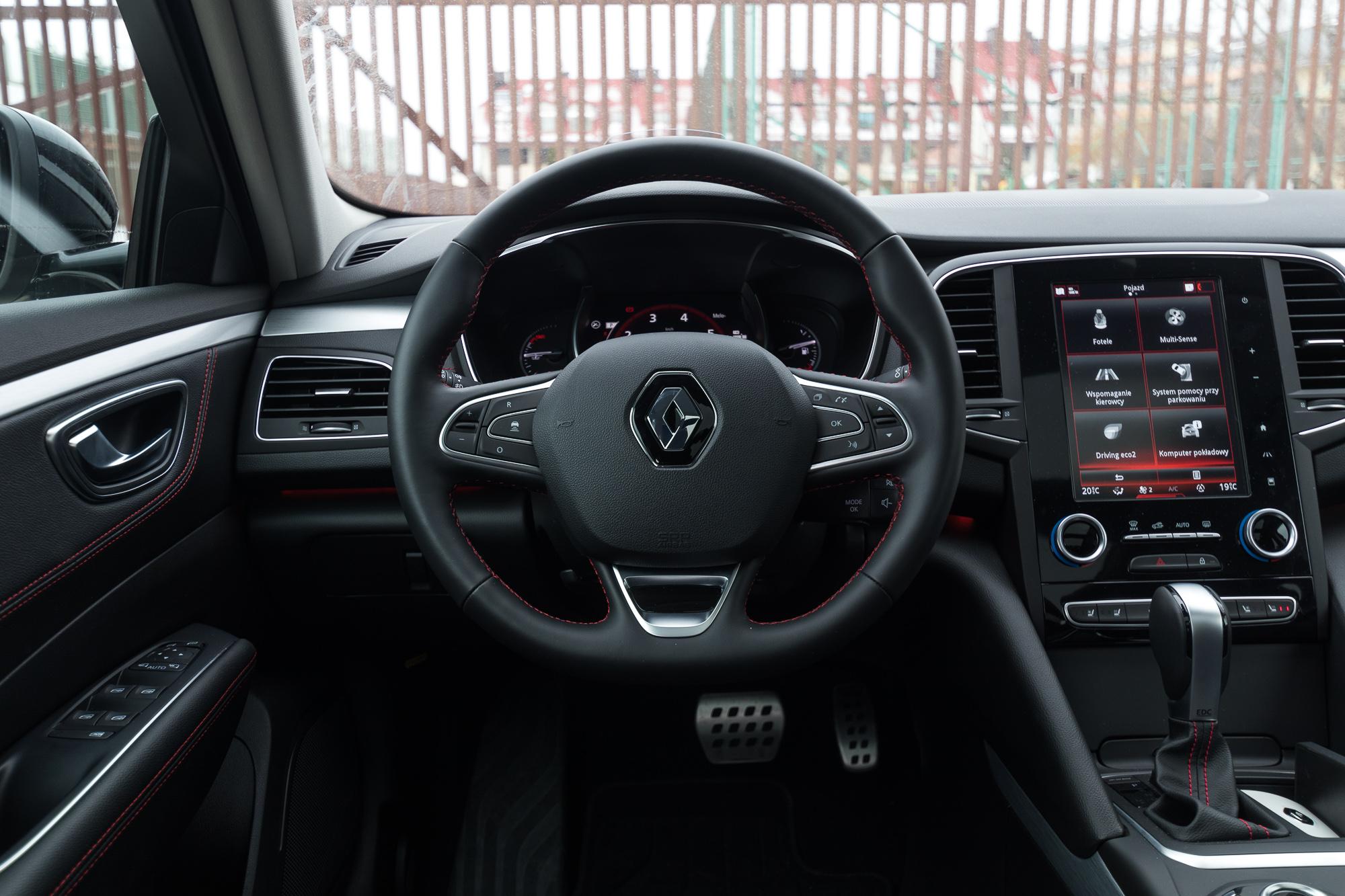 Renault Talisman 1.8 TCe test
