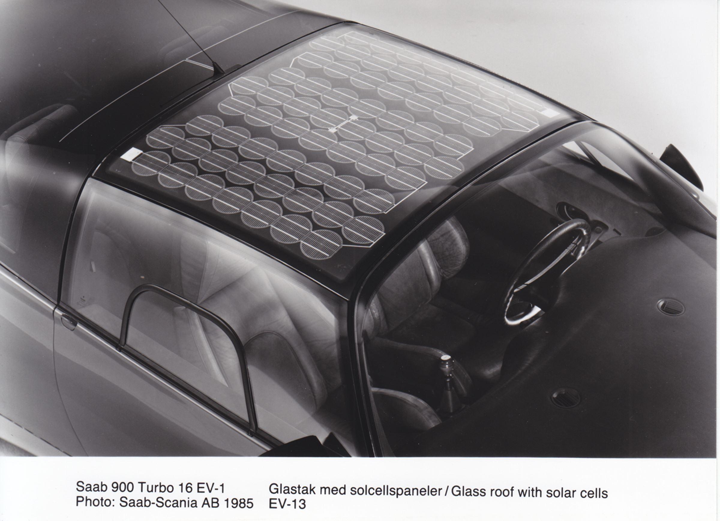 Saab EV-1 prototyp