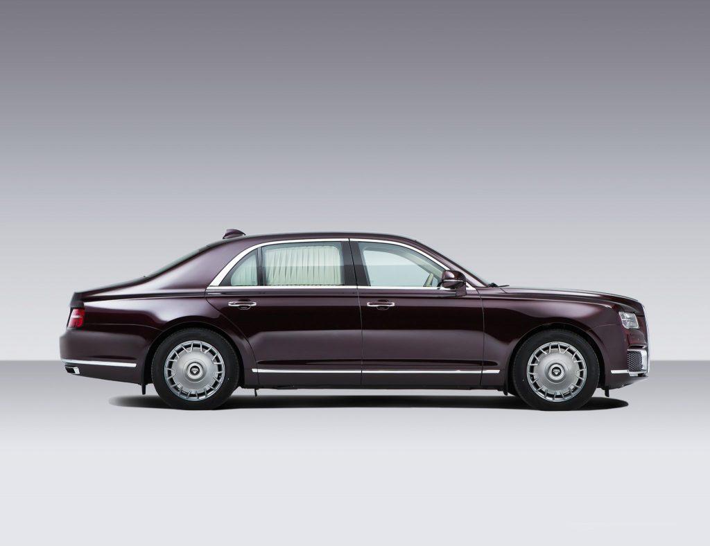 aurus senat limousine l700 sprzedaz