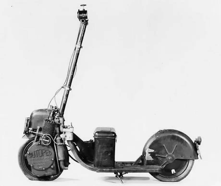 elektryczna hulajnoga 1916 autoped